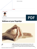 Wellness at Your Fingertips