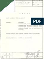 150-88 Instrumento de Evaluación de Centro de Pruebas