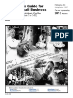 IRS Small Business Tax Guide 2018