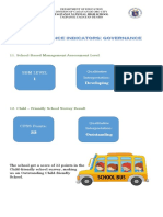 Performance Indicator Governance