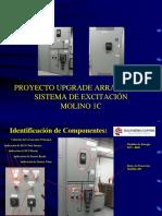 Presentación Proyecto Arrancador Molino1C