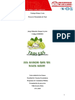 Proyecto de propuesta de produccion de mermelada de Noni en Villavicencio