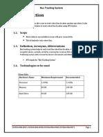 BTS Document