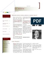 Gay Kenya Newsletter Nov 2010