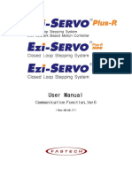 UserManual(EziSERVO PlusR)_Communication Function_Ver6 (Eng)