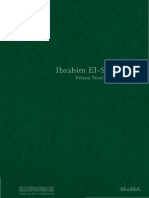 MoMA El Salahi Prison Book