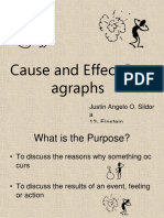 Cause and Effect Paragraphsonlineversion (1)