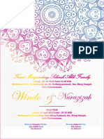 Windu Invitation 2