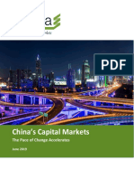 China Capital Markets Report 2019