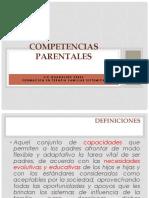 Competencias Parentales