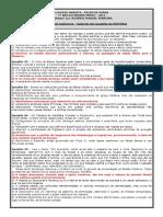 Colégio Marista - Patos de Minas 1º Ano Do Ensino Médio Professor (a)_ Rogério Manoel Ferreira - PDF