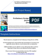 Pdr Template