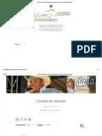 Acordes De_ Corazon de Concreto _ Micuatro.com - La Casa Del Cuatro Venezolano
