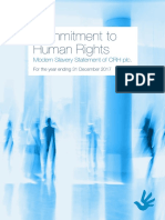 2017 Commitment to Human Rights Tackling Modern Slaveryfff