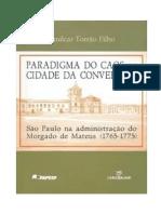 Paradigma caos ou cidade conversao São Paulo administracao Morgado de Mateus 1765-1775 _ Torrão.pdf