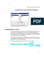 Linking Defects to Tests