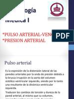 Semiologia Pulso y Presion Arterial