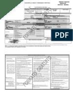 Formato de solicitud uso de suelo (mexico )
