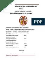 TRABAJO  DEL TEMPLO DE SAN FRANCISCO DE ASIS DE HUASAC  -FINAL-.docx
