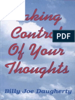 Billy Joe Daugherty-Taking Control of Your Thoughts.epub