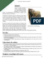 Canon Holmesiano - Wikipedia, La Enciclopedia Libre