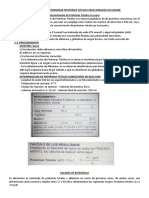 Determinacion de Proteinas Totales Fraccionadas en Sangre