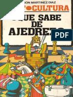 Que sabe de ajedrez.pdf
