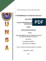 Transformada de Fourier en telecomunicaciones.docx