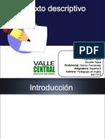 eltextodescriptivo-131101105423-phpapp01