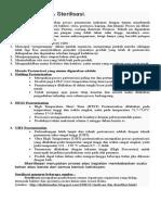 Materi Pasteurisasi Sterilisasi