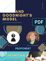 Dunn and Goodnights Model 3