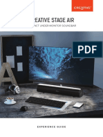 Creative Stage Air Experience Guide V2