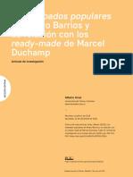 Arias Albeiro (2019) Los Grabados Populares de Álvaro Barrios y Su Relación Con Los Readymade de Marcel Duchamp