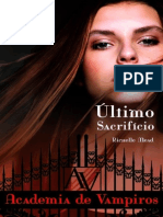 Ultimo Sacrificio - Richelle Mead