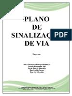 Plano de Sinalização de ViaSS