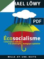 Lowy Ecosocialismo
