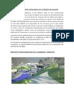 INFRESTRUCTURAdesarrollo Urbanístico en La Región de Ucayali, YUMANTAY