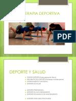 Fisioterapia Deportiva (Primera Clase)