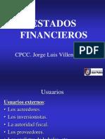 Estados Financieros Completos