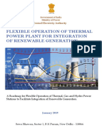 FLEXIBLE OPERATION OF THERMAL POWER PLANT FOR INTEGRATION OF RENEWABLE GENERATION.pdf