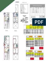 planta de vivienda/ instalaciones electricas