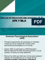 APA-Y-MLA- 11°