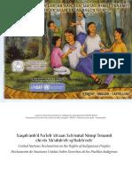Declaración ONU Derechos Pueblos Indigenas