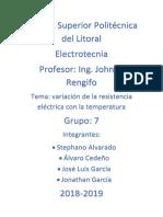 Resumen Practica 1 Electrotecnia (1)