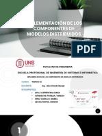 Modelos de sistemas distribuidos 2019