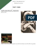 BLANCA SAAD 1927-1999 – UN DIA | UNA ARQUITECTA 4
