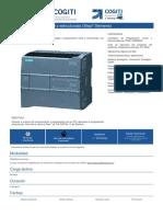 PLCs, programación lineal y estructurada (Step7 Siemens)