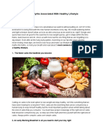 Myths about Healthy Lifestyle.pdf
