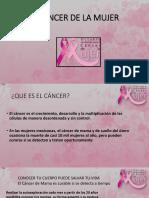 Capacitacion Cancer de La Mujer Poblacion General (1)