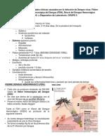 cuadros clínicos FDH, SSDH